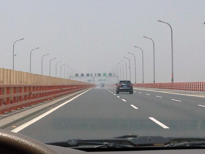 高速道路110km