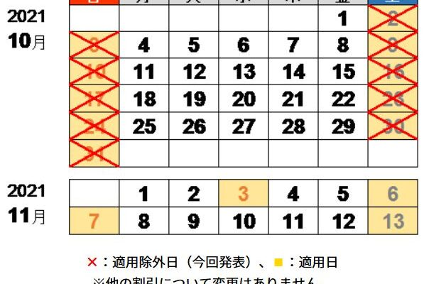 ETC休日割引の適用除外は10月31日まで 8度目の延長